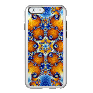 Ocean Life Mandala Incipio Feather® Shine iPhone 6 Case