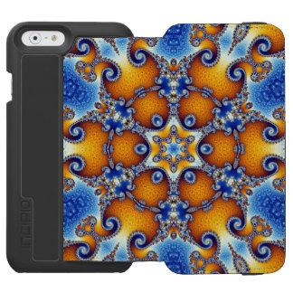 Ocean Life Mandala Incipio Watson™ iPhone 6 Wallet Case