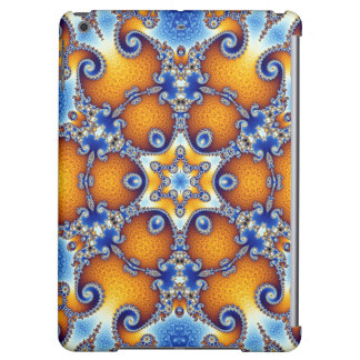 Ocean Life Mandala iPad Air Cover