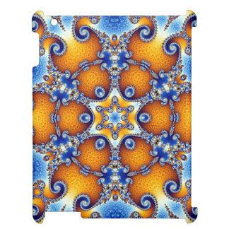 Ocean Life Mandala iPad Cover