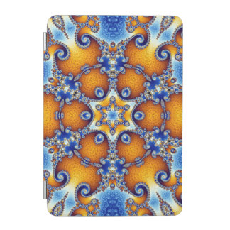 Ocean Life Mandala iPad Mini Cover