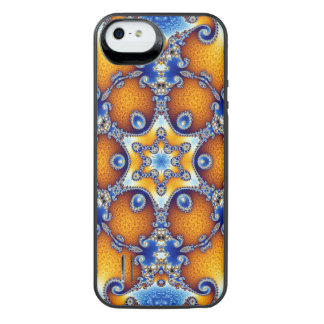 Ocean Life Mandala iPhone SE/5/5s Battery Case