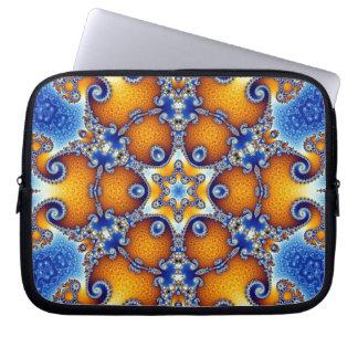 Ocean Life Mandala Laptop Sleeve