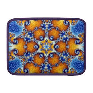 Ocean Life Mandala MacBook Sleeve