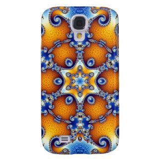Ocean Life Mandala Samsung Galaxy S4 Cases