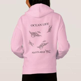 OCEAN LIFE manta-ray spirit