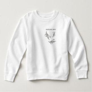 OCEAN LIFE manta-rays Sweatshirt