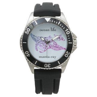 OCEAN LIFE manta-rays Watch