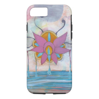 Ocean Lotus - Original Art iPhone 7 Case