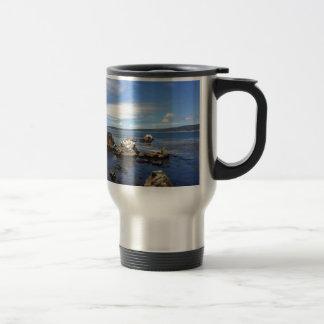 Ocean Love Travel Mug