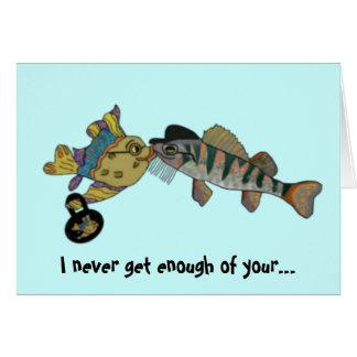 Ocean Love Valentine Card