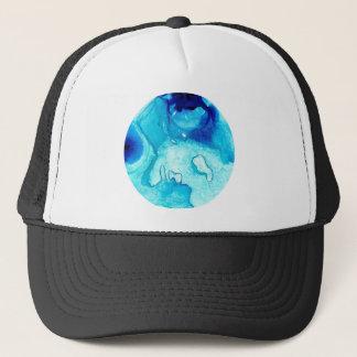 Ocean Luna # Trucker Hat