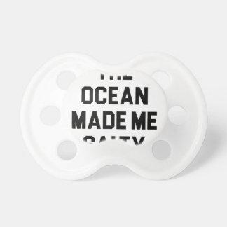 Ocean Made Me Salty Dummy