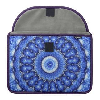 Ocean Mandala Sleeve For MacBooks