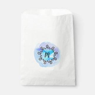 Ocean Medallion Favour Bag