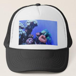 ocean_one trucker hat