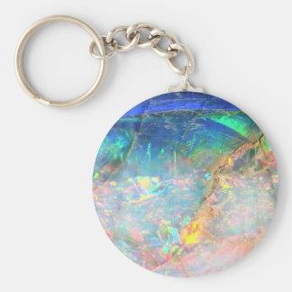 Ocean Opal Key Ring