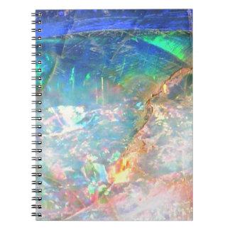 Ocean Opal Notebook