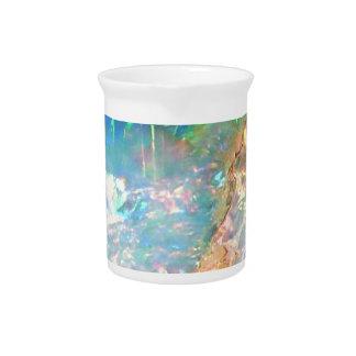 Ocean Opal Pitcher