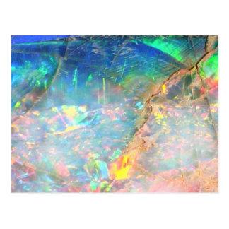 Ocean Opal Postcard