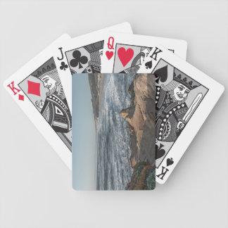 Ocean Overlook Poker Deck