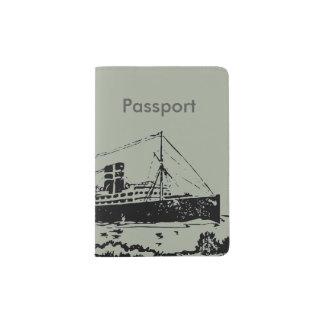Ocean Passport Holder