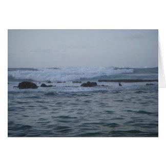 Ocean - Perseverance Card