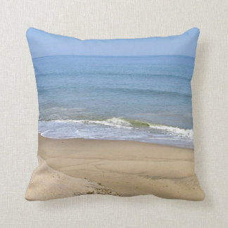 Ocean photo cushion