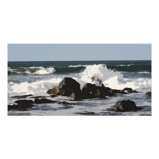 Ocean Picture Card
