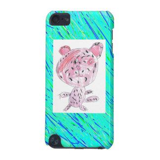 ocean pink chetah case