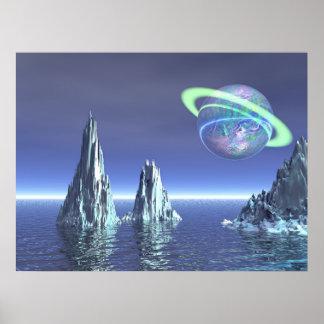 Ocean Planet Poster