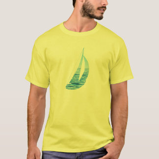 ocean sailboat T-Shirt
