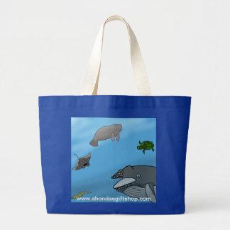 Ocean Scape Bag