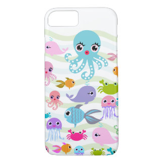 ocean sea iPhone 7, Barely There iPhone 7 Case