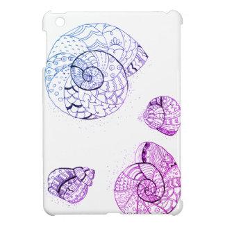 Ocean Sea Shells Ipad Mini Case