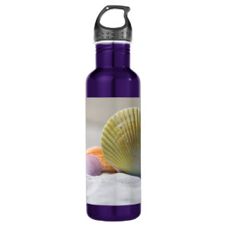 Ocean shell 710 ml water bottle