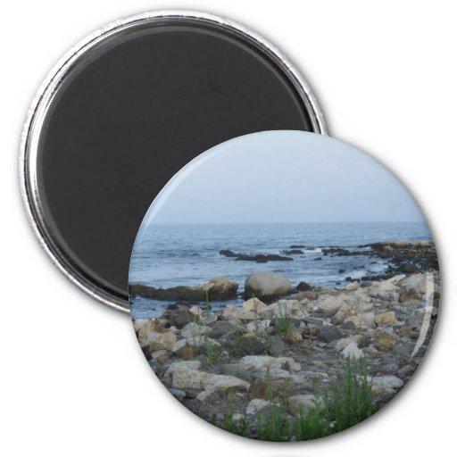 Ocean Shore Magnet