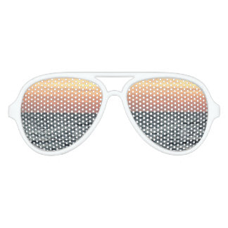 Ocean Sky Aviator Sunglasses