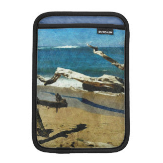 Ocean So Blue iPad Mini Sleeve