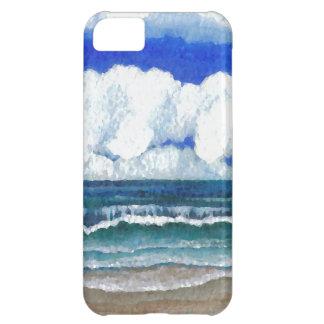 Ocean Sonata Sea Beach Summertime Art iPhone 5C Case
