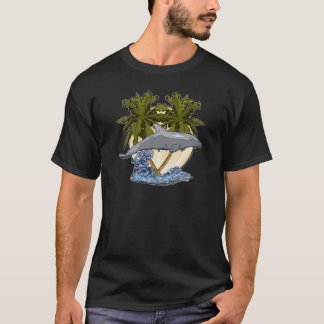 Ocean splash T-Shirt