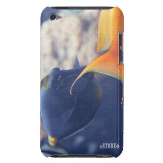 Ocean Splendor HD iPod Touch Case - Blue Fish