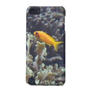 Ocean Splendor HD iPod Touch Case - Tropical Gold