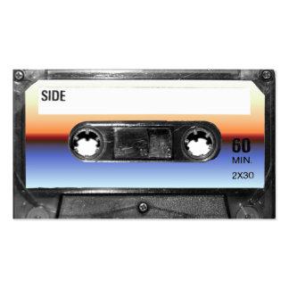 Ocean Sunrise Cassette Pack Of Standard Business Cards
