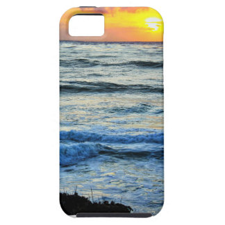 Ocean sunset case for iPhone 5/5S