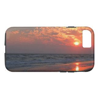 Ocean Sunset - Oak Island, NC iPhone 7 Case