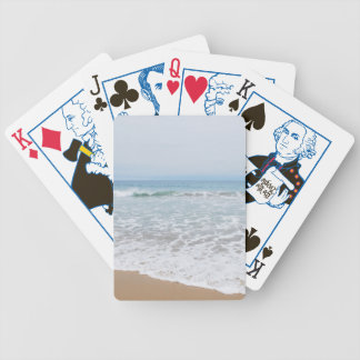 Ocean Surf Southern California Bicycle Playing Cards