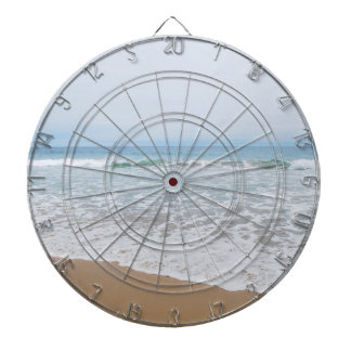 Ocean Surf Southern California Dartboard
