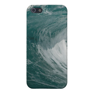 Ocean Surf Tidal Wave Retro Cases For iPhone 5