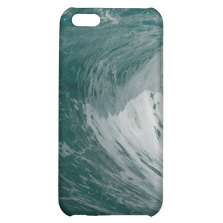 Ocean Surf Tidal Wave Retro iPhone 5C Covers